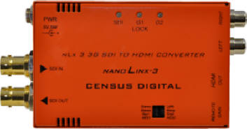 Census Digital logo