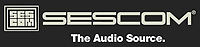 Sescom Audio Products logo